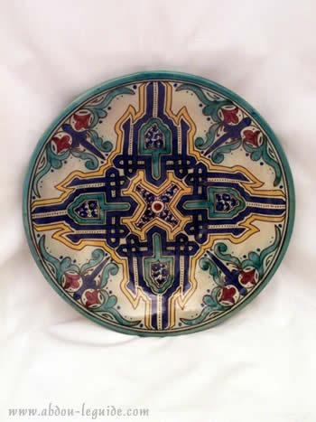 motif1 b - Art from Morocco