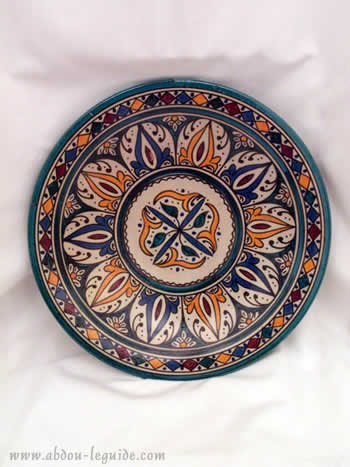 motif3 b - Art from Morocco