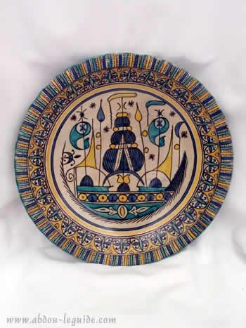 motif4 b - Art from Morocco