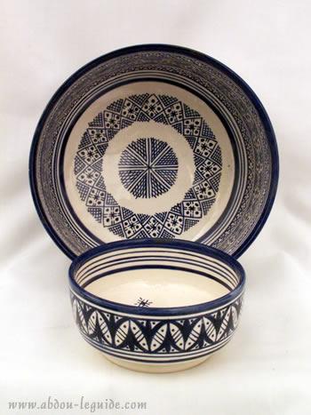 saladier b - Art from Morocco